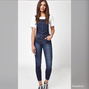 Wrangler Overalls Exclusive for PacSun